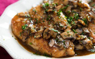 Un ricco menù a base di funghi per i vostri eventi più importanti