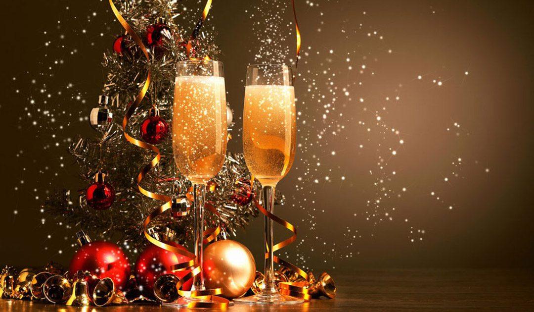 Auguri di buon anno da tutto il team di Eric Organization!
