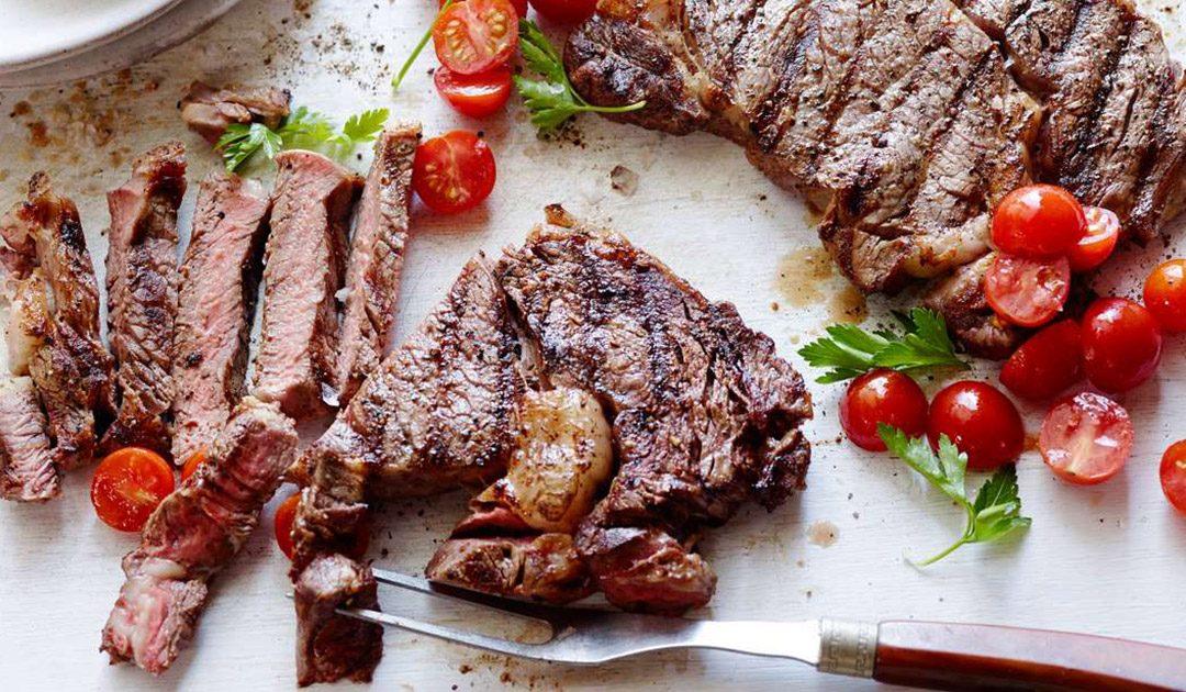 Menù a base di carne