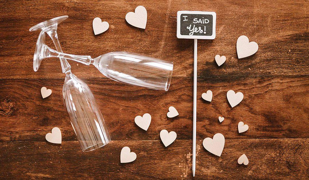 """Ristoranti per proposte di matrimonio: scegli il Club """"La Meridiana""""!"""